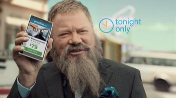 Priceline.com Tonight Only Deals TV Spot, 'Stranded'