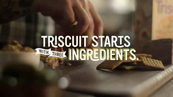 Triscuit TV Spot, \'Makers of More: Simple Ingredients\'
