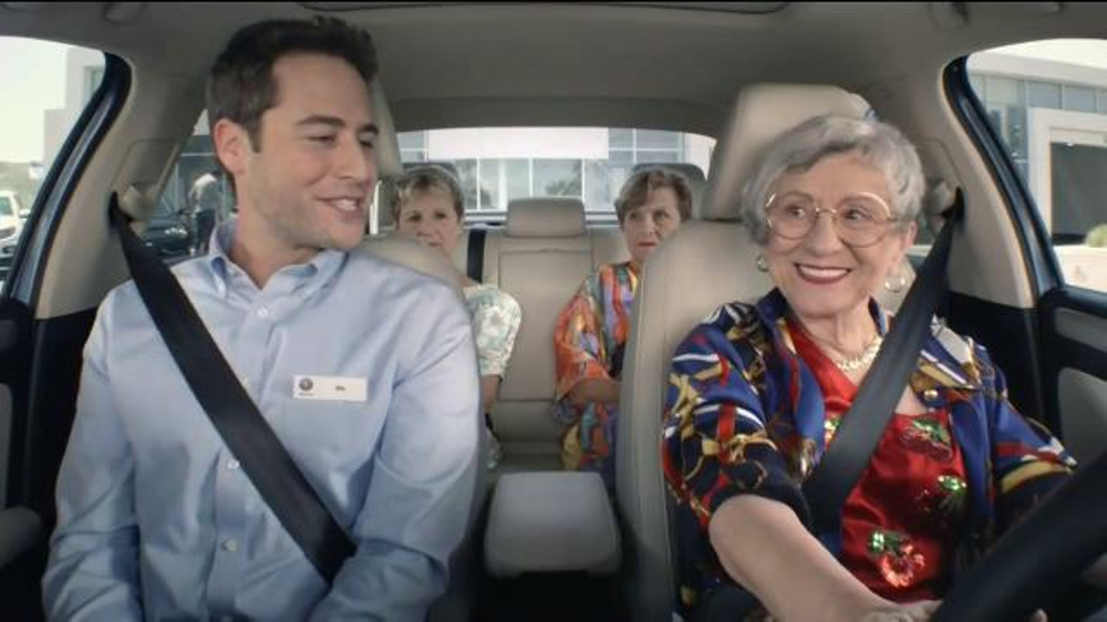 2015 Volkswagen Jetta TV Commercial, 'Model Year End Event: What About a Deal' - iSpot.tv