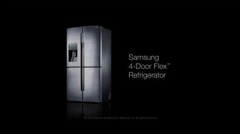Samsung Home Appliances TV Spot, 'Wine Over Gravy' Ft. Kristen Bell - Thumbnail 7