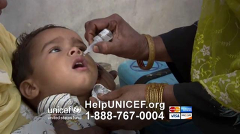 UNICEF TV Spot, 'Compassion' Featuring Angie Harmon