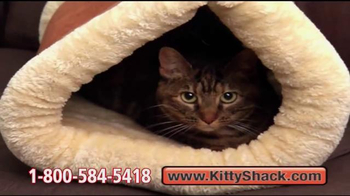 Kitty Shack TV Commercial, '2-in-1' - Video