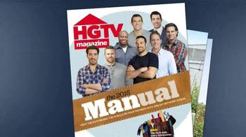 HGTV Magazine TV Spot, 'Subscribe'
