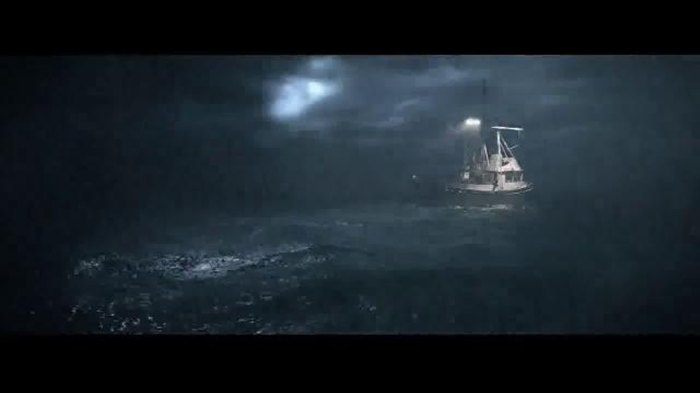 GEICO TV Commercial, 'Fishermen Tell Tales: It's What You ...