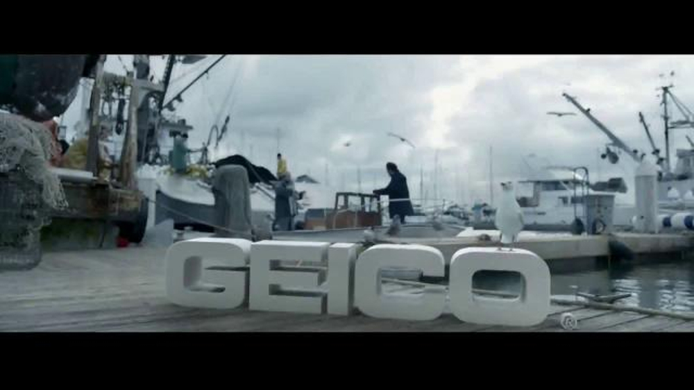 Geico Accident Forgiveness >> GEICO TV Commercial, 'Fishermen Tell Tales: It's What You Do' - iSpot.tv