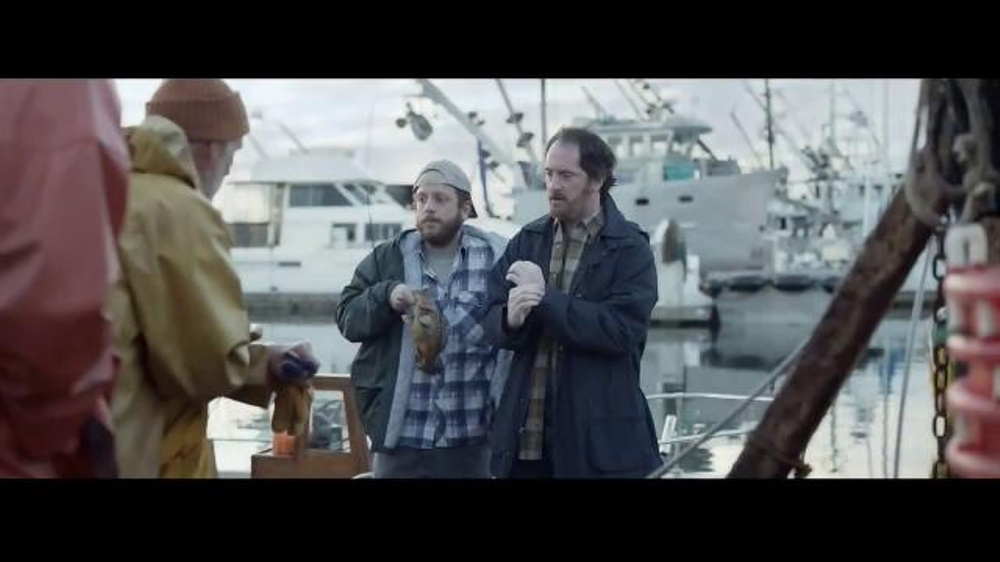 State Farm Accident Forgiveness >> GEICO TV Commercial, 'Fishermen Tell Tales: It's What You Do' - iSpot.tv