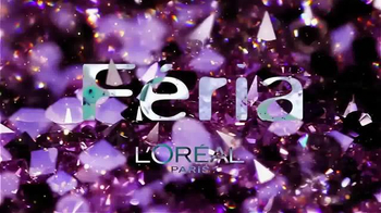 L'Oreal Paris Feria Violet TV Spot, 'For the Visionary' - Thumbnail 6