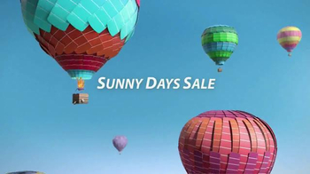 Sherwin-Williams Sunny Days Sale TV Spot, 'Hot Air Balloons'