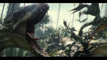 Barbasol Collector Cans TV Spot, 'Jurassic World'