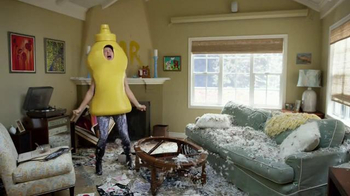 Heinz Mustard TV Spot, 'The Break Up'