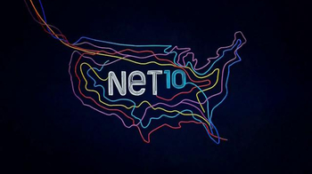 Net10 Wireless TV Commercial, 'Networks Your Way' - Video