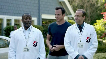 Bridgestone DriveGuard TV Spot, 'Diapers' Featuring Will Arnett