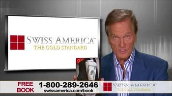 Swiss America TV Spot, 'Free Book' Featuring Pat Boone