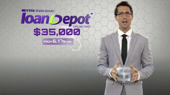 Loan Depot TV Commercial, 'Secure Your Personal Loan' - iSpot.tv