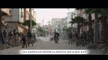 American Sniper Digital HD and Blu-ray TV Commercial - Video