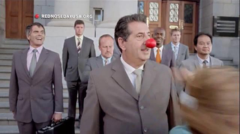 Walgreens Red Nose Day TV Spot, 'March of the Noses'