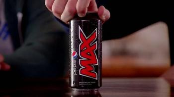 Pepsi Max TV Spot, 'Wheatgrass Shake' - Thumbnail 4
