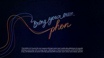 Net10 Wireless Bring Your Own Phone Plan TV Spot, 'Awesome'