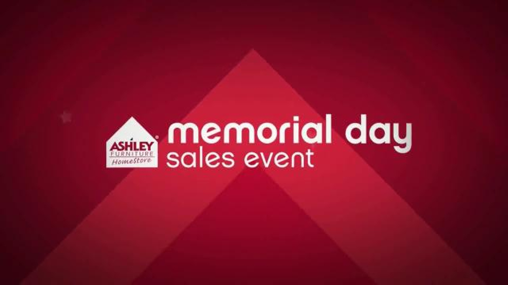 Ashley Furniture Homestore Memorial Day Sales Event TV Commercial   No  Interest    iSpot tv. Ashley Furniture Homestore Memorial Day Sales Event TV Commercial