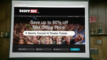 ScoreBig.com TV Spot, 'Unconventional' - Thumbnail 6