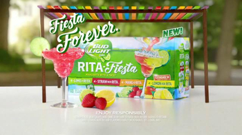 Bud Light Lime Rita-Fiesta TV Spot, 'Starting a Block Party' - Thumbnail 3