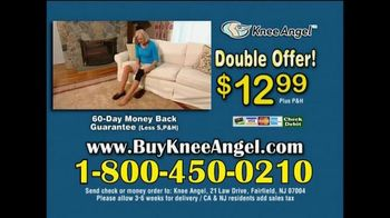 Knee Angel TV Spot, 'Soothing Relief' - Thumbnail 10