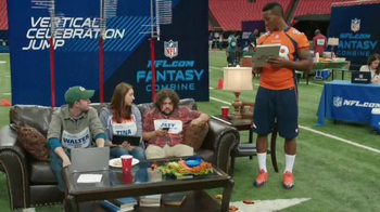 NFL.com Fantasy Football TV Spot, 'Combine'