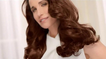 L\'Oreal Paris Excellence Creme TV Spot Featuring Andie MacDowell