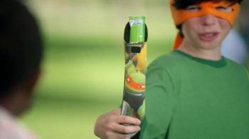 GoGurt Tube Chillers TV Spot, 'Ninja'
