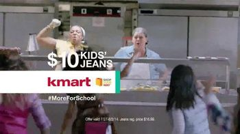 Kmart TV Spot, 'Lunch Ladies Back to School' - Thumbnail 10