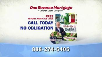 One Reverse Mortgage TV Spot, 'Reverse Mortgage Bill'