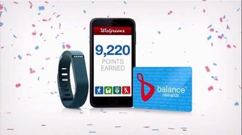 Walgreens Balance Rewards TV Spot, 'Healthy Behavior' - Thumbnail 9