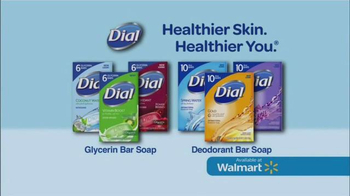 Dial Bar Soaps TV Spot, 'Healthier Skin. Healthier You.' - Thumbnail 5