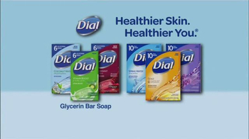 Dial Bar Soaps TV Spot, 'Healthier Skin. Healthier You.' - Thumbnail 2