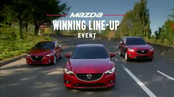 Mazda Winning Line-Up Event TV Spot, 'Mia Hamm's Drive' - Thumbnail 5