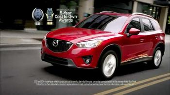 Mazda Winning Line-Up Event TV Spot, 'Mia Hamm's Drive' - Thumbnail 6