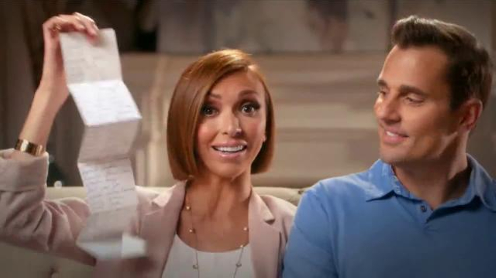 ashley furniture homestore sale tv commercial ft giuliana