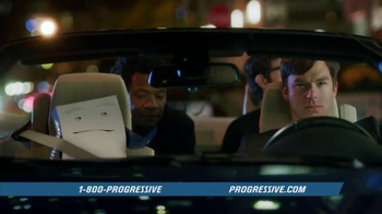 Progressive Snapshot TV Spot, 'Night Out' Featuring Chris Parnell - 9650 commercial airings
