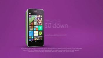 Microsoft Windows Phone TV Spot, 'Siri vs. Cortana: Happy Anniversary' - Thumbnail 10