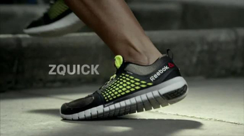 Reebok ZQuick TV Spot, Song by Fitz & The Tantrums - Thumbnail 1