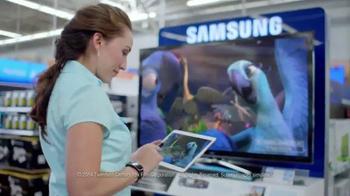 Walmart TV Spot, 'Electronics Department' - 890 commercial airings