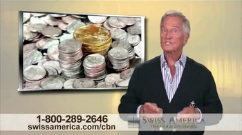 Swiss America TV Spot, 'Precious Metals' Featuring Pat Boone