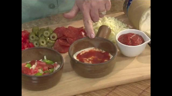 Stone Wave Everyday Stonewave Meals Cookbook TV Spot Feat. Cathy Mitchell