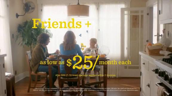 Sprint Framily Plan TV Spot, 'Meet the Frobinsons' - Thumbnail 6