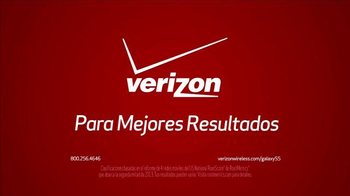 Verizon TV Spot, 'Samsung Galaxy S5' [Spanish] Song by Sinergia - Thumbnail 10