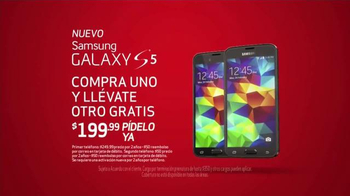 Verizon TV Spot, 'Samsung Galaxy S5' [Spanish] Song by Sinergia - Thumbnail 6