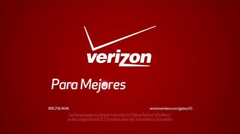 Verizon TV Spot, 'Samsung Galaxy S5' [Spanish] Song by Sinergia - Thumbnail 9