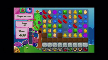 Candy Crush Saga TV Spot, 'Color Bomb' - Thumbnail 5