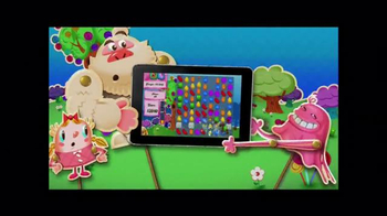 Candy Crush Saga TV Spot, 'Color Bomb' - Thumbnail 8