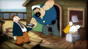 Popeye, Wimpy and Bank of America thumbnail